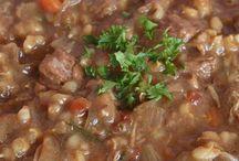 Soups and crack pot yummies / by Tamara Cunningham