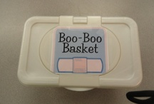 Baby Wipe Containers / by Heather Sokol