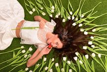 Spring edytorial Alisa fashion designer