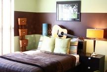 Teen Boys Bedroom Design / by Elisabeth Cullen