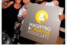 CORPORATE PARTY / MAGISTRO & CREATIVI ASSOCIATI OFFICIAL PARTY