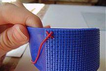 полимерное вязание