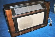 Old Radio Sets (Radio Romania Museum)