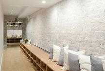 Wall seating ideas