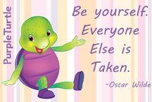 Turtle Quotes
