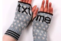 Gloves & Mitts / by Orangefish