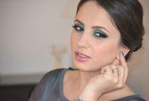 make up by Gabriela Strugaru