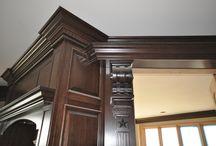 Janot Interiors-Trims, Casings and Doors / Doors and casings created by the Janot Interiors team