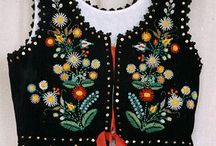 Polish Costumes / Polish traditional costumes / by Krystyna Elżbieta Górniak