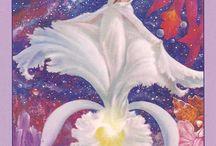 Goddess Guidance Oracle Cards / Mini card readings from the Goddess Guidance Oracle Card deck by Doreen Virtue.