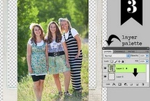 Photography tutorials & tips / by Sue McFarland