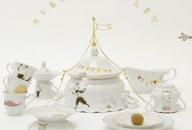 Tea under the big top