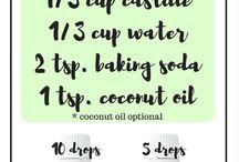Essential Oils - DIY