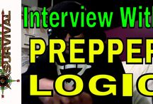Survival and Prepper Interviews