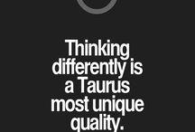 Sun sign; Saturnus Sign - Taurus