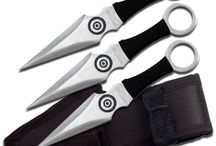 Outdoor Recreation - Knives & Tools