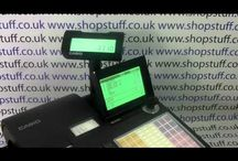Cash Register / Perform all hectic counting work with our wide range of branded #cashregisters. / by Ace Depot