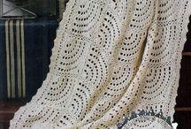 πλεκτά κουβέρτες