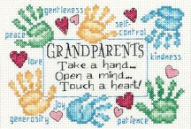 Special occasions Cross stitch / For birthdays, Christmas, etc