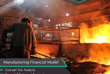 Manufacturing / Financial Models related to Manufacturing Businesses