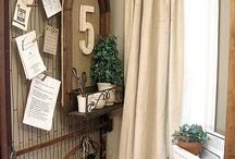 DROP CLOTH IDEAS