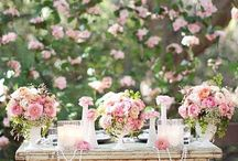 Sweetheart table / by Wedding Details by Samantha