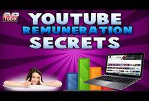 """Youtube rémunération secrets jusqu'à 200 € chaque jour / """"Aimeriez connaître les secrets que certains utilisent pour toucher     chaque jour jusqu'à 200 € grâce à Youtube?"""" https://youtu.be/tvlN_97nahg"""