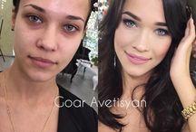 Make-up for Goar  Avetisyan Studio
