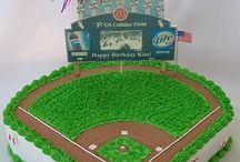 pasteles de beisbol