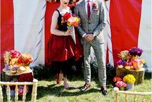 Circus Styled Shoot