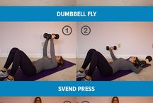 Chest and Back workout / Fitness