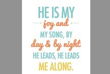 He is Faithful to the End / by Megan Curran