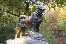 Central Park (Monuments) - NYC - MuseumPlanet.com / by Museum Planet
