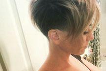 coiffure femme court