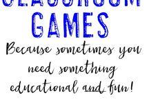 Classroom / Games