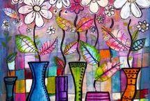 Cuadros Pop Art y cubismo