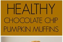 pumpkin muffins healthy