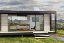 Modular Homes - Blue Prints