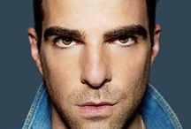 Zachary Quinto - Sweet Obsession... / by Halit Erez