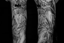 Ink: Right Sleeve Ideas / Philosopher Sleeve