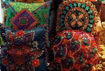 Cushions/Curtains/etc