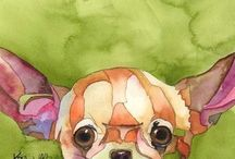 Chi Wa Wa Wonderful / Pure chihuahua cuteness! / by Susan Efseaff of First Grade Friendly Froggies