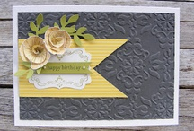 RETIRED - STAMPIN' UP! - FOUR FRAMES / Handgemaakte kaarten, cadeauverpakkingen en andere creaties gemaakt met de Stampin' Up! stempelset Four Frames  {RETIRED - NIET MEER VERKRIJGBAAR}