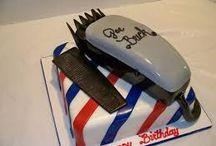 Torta peluquería