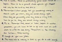 Kirjoittaminen - Writing