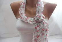 scarf / by Adorie's Designs
