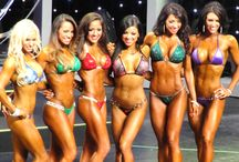 Figure and Fitness Contest