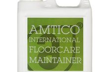 cleaning / How to clean Amtico flooring which is designed to be hardwearing but still gets dirty. How to avoid using a product that might bleach or otherwise affect the coating? Well, use one recommended by Amtico, so here they are as priced by the different suppliers - which one would you buy?