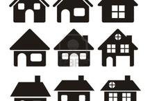 Gable houses