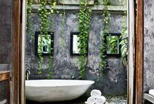 Bathroom / Indoor outdoor